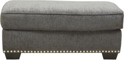 Ashley Locklin Ottoman