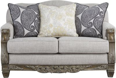 Ashley Sylewood Loveseat