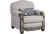 Ashley Sylewood Chair with 1 Pillow