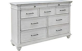 Ashley Kanwyn White Dresser