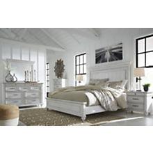 Ashley Kanwyn Queen Bedroom Set
