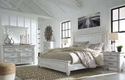 Ashley Kanwyn King Bedroom Set