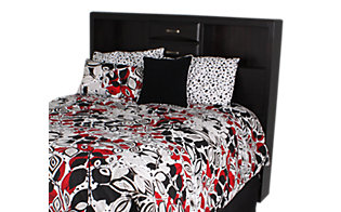 Ashley Kira King Bookcase Headboard