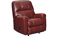 Ashley Bertrillo Collection Salsa Rocker Recliner