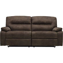 Ashley Bolzano Brown Reclining Sofa