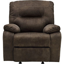 Ashley Bolzano Brown Rocker Recliner