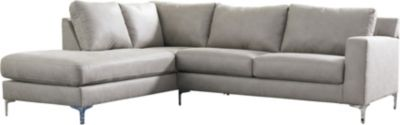 Ashley Ryler Collection Steel 2-Piece Sectional