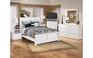 Ashley Bostwick Shoals 4-Piece Queen Bedroom Set