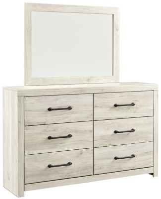 Ashley Cambeck Dresser with Mirror