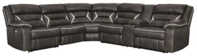 Ashley Kincord 4-Piece Power Reclining Sectional