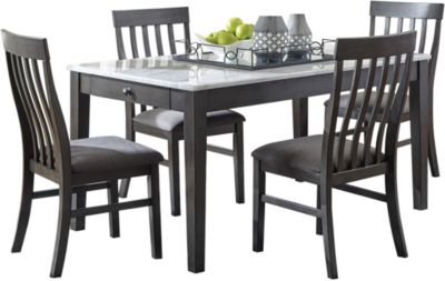 Ashley Luvoni 5-Piece Dining Set