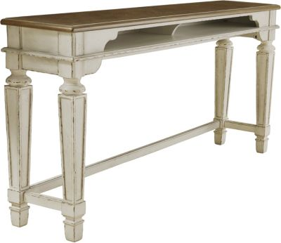 Ashley Realyn Counter Table