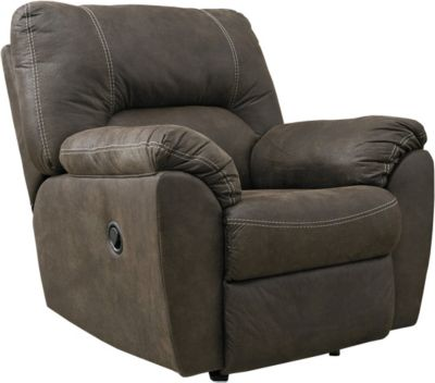 Ashley Tambo Brown Rocker Recliner