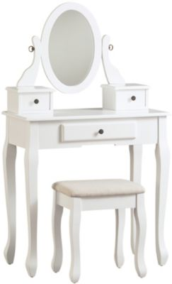 Ashley Kaslyn Vanity with Bench