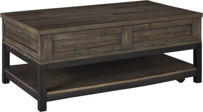 Ashley Johurst Lift-Top Coffee Table