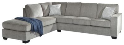Ashley Altari Alloy 2-Piece Sectional