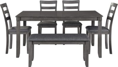 Ashley Bridson 6-Piece Dining Set