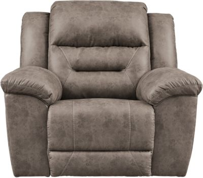 Ashley Stoneland Fossil Rocker Recliner