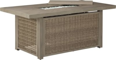 Ashley Beachcroft 791 Rectangle Fire Pit