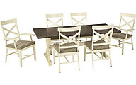 Ashley Preston Bay 7-Piece Dining Set
