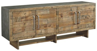 Ashley Mozanburg TV Stand