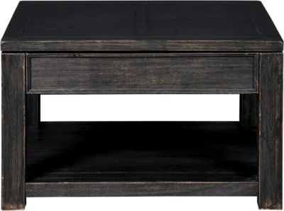 Ashley Gavelston Lift-Top Coffee Table