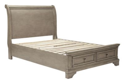 Ashley Lettner Full Sleigh Storage Bed