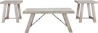 Ashley Carynhurst Coffee Table & 2 End Tables