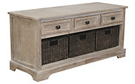 Ashley Oslember Storage Bench