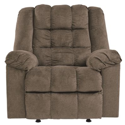Ashley Drakeston Brown Heat & Massage Recliner