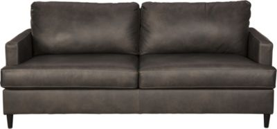 Ashley Hettinger Leather Sofa