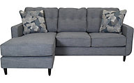 Ashley Mandon Chaise Sofa
