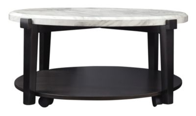 Ashley Janilly Round Coffee Table