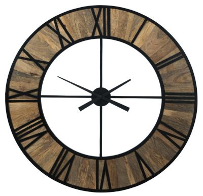 Ashley Byram 39-Inch Wall Clock