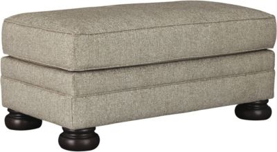 Ashley Kananwood Ottoman