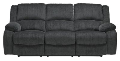 Ashley Draycoll Slate Reclining Sofa