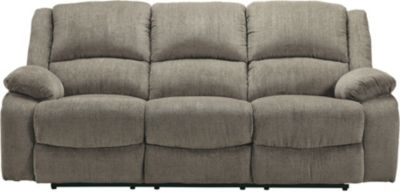 Ashley Draycoll Pewter Reclining Sofa