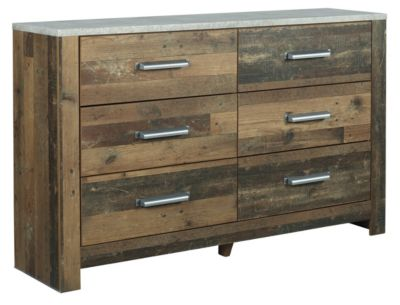 Ashley Chadbrook Dresser