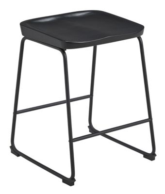 Ashley Showdell Black Counter Stool
