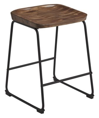 Ashley Showdell Brown Counter Stool