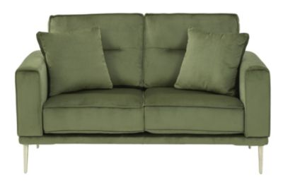 Ashley Macleary Moss Loveseat