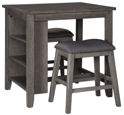 Ashley Caitbrook 3-Piece Counter Height Dining Set