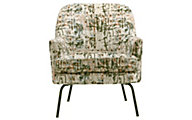 Ashley Dericka Multi-Colored Accent Chair
