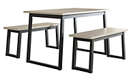 Ashley Waylowe 3-Piece Dining Set