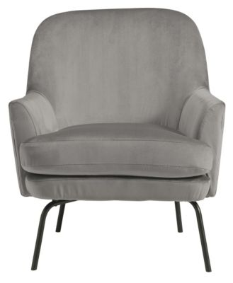 Ashley Dericka Steel Accent Chair