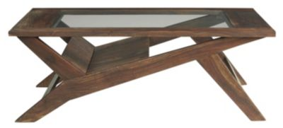 Ashley Charzine Coffee Table