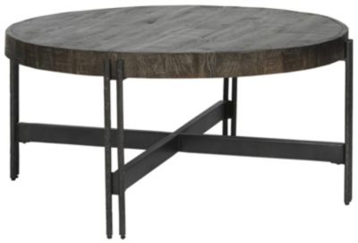 Ashley Haffenburg Round Coffee Table