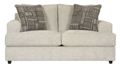 Ashley Soletren Stone Loveseat