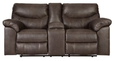 Ashley Boxberg Power Recline Console Loveseat