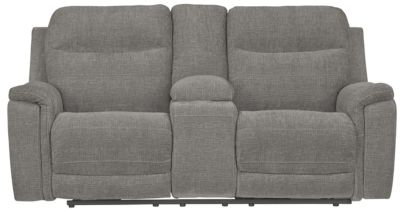Ashley Mouttrie Power Motion Loveseat